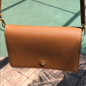 Tory Burch crossbody clutch